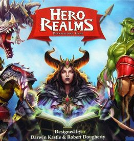 Hero Realms Core Deck Building Game