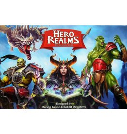 White Wizards Games Hero Realms Core Deck Building Game
