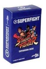 Superfight Street Fighter Deck