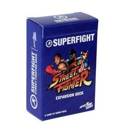 Skybound Games Superfight Street Fighter Deck