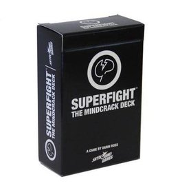 Skybound Games Superfight: Mindcrack Deck