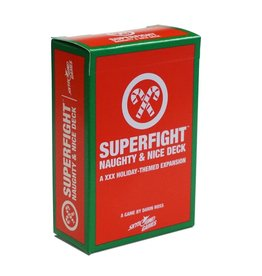 Skybound Games Superfight Naughty & Nice Deck