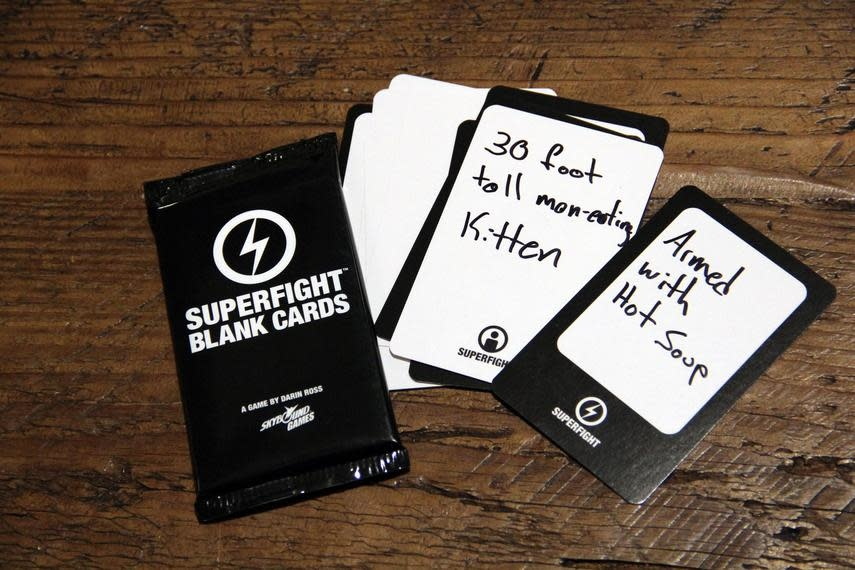 superfight blank cards  the guild house