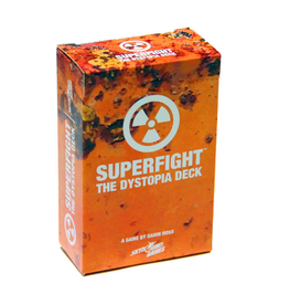 Skybound Games Superfight Dystopia Deck
