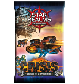 White Wizard Games Star Realms Expansion: Crisis Bases & Battleships