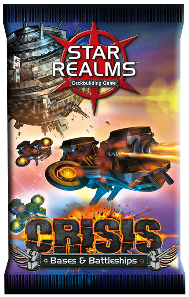 Star Realms Expansion: Crisis Bases & Battleships