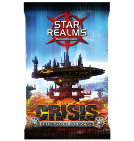 White Wizard Games Star Realms Expansion: Crisis Fleets & Fortresses