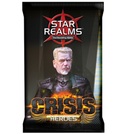 White Wizard Games Star Realms Expansion: Crisis Heroes