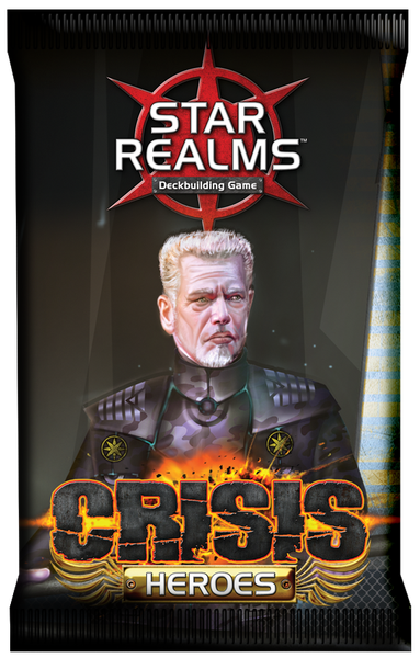 Star Realms Expansion: Crisis Heroes