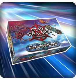 White Wizards Games Star Realms: Frontiers