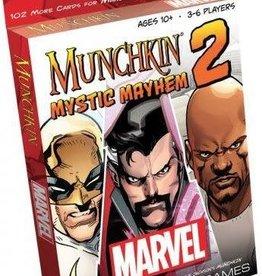 Steve Jackson Games Marvel Munchkin 2: Mystic Mayhem