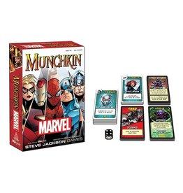 Steve Jackson Games Marvel Munchkin