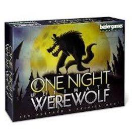 Bezier Games Ultimate Werewolf: One Night