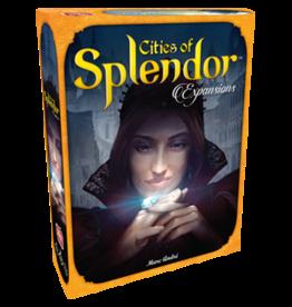 Asmodee Editions Splendor: Cities of Splendor