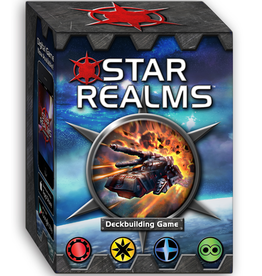 White Wizards Games Star Realms DBG