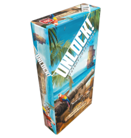 Asmodee Editions Unlock! The Tonipal`s Treasure