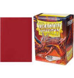 Arcane Tinmen DS: Standard: 100 Count: Matte Red