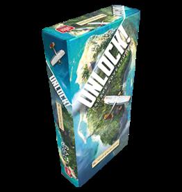 Asmodee Editions Unlock! Island of Doctor Goorse (ANA40)