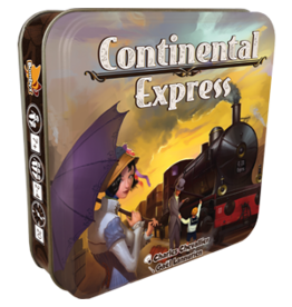 Asmodee Editions Continental Express