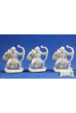 Reaper Miniatures Bones: Orc Archers (3)