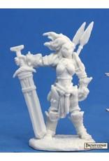 Reaper Miniatures Bones: Amiri, Iconic Barbarian