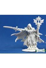 Reaper Miniatures Bones: Malek, Necromancer