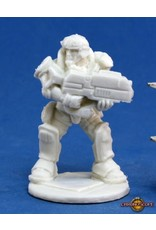 Reaper Miniatures Bones: IMEF: Jazz Jenkins