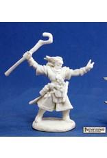 Reaper Miniatures Bones: Ezren, Iconic Wizard