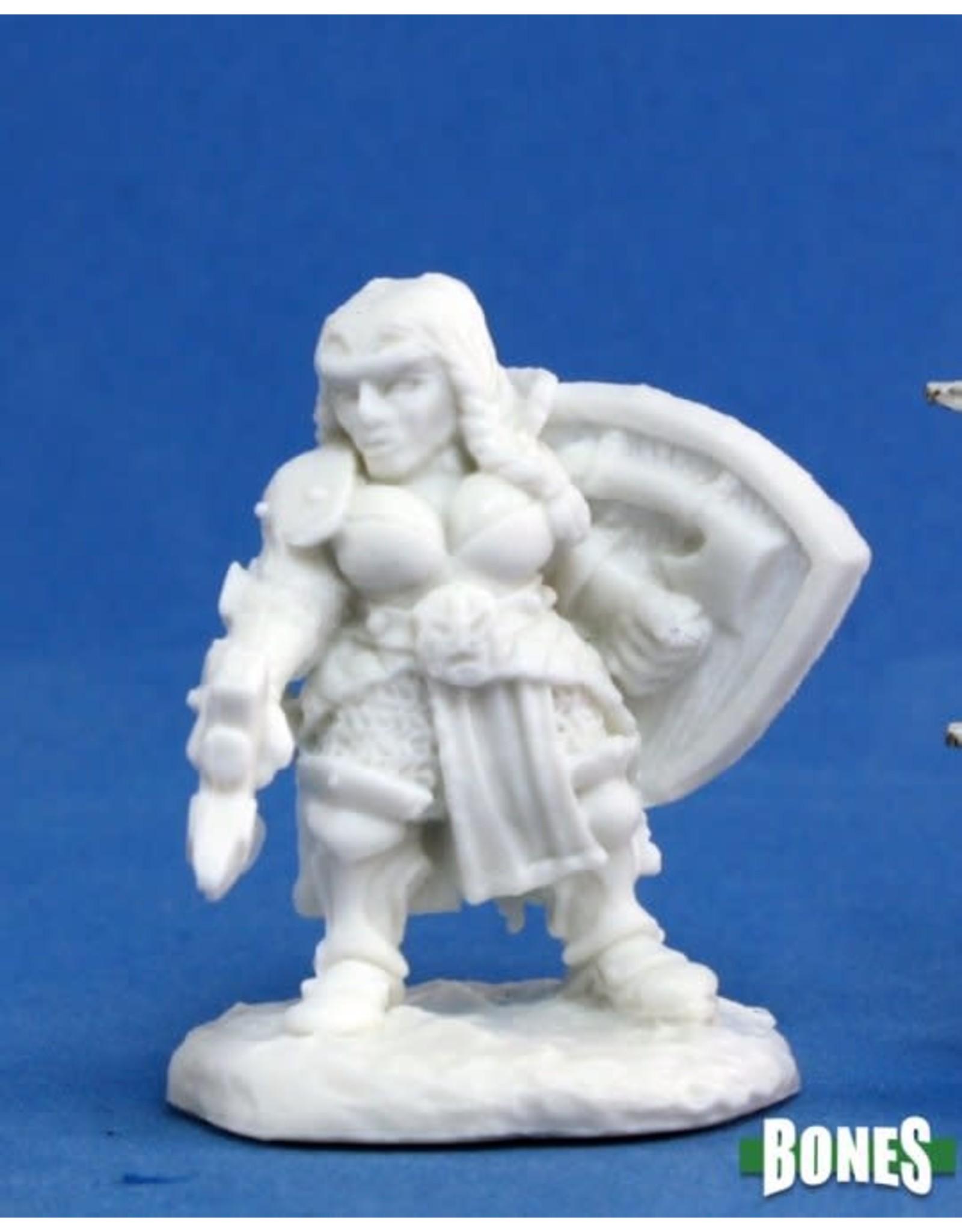 Reaper Miniatures Bones: Freja Fangbreaker