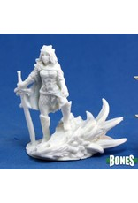Reaper Miniatures Bones: Janan, Female Dragon Slayer