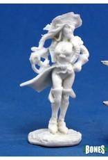 Reaper Miniatures Bones: Mariel Twinspar, Female Pirate