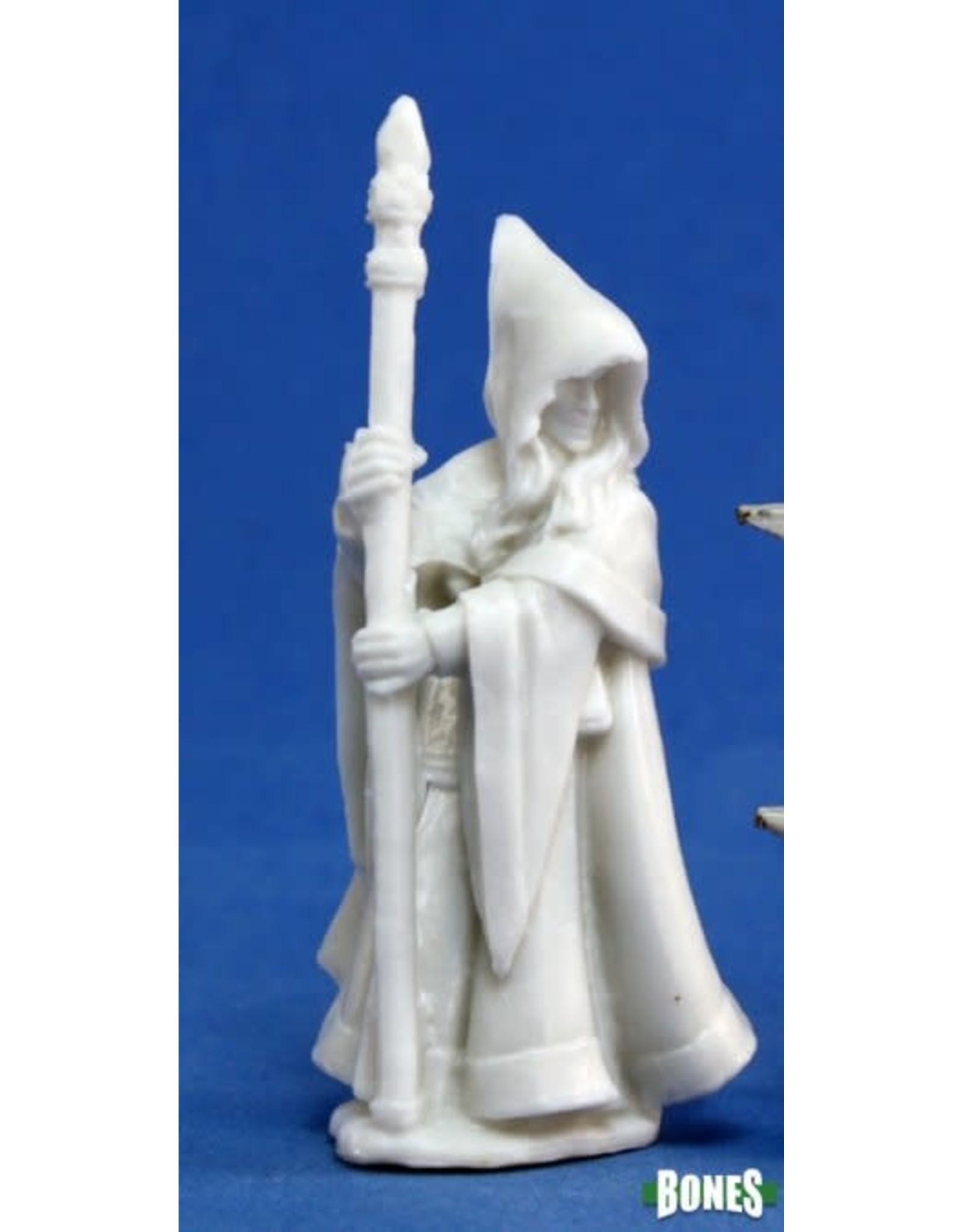 Reaper Miniatures Bones: Anirion, Wood Elf Wizard