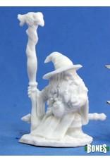 Reaper Miniatures Bones: Kael Stonekindle, Dwarf Wizard