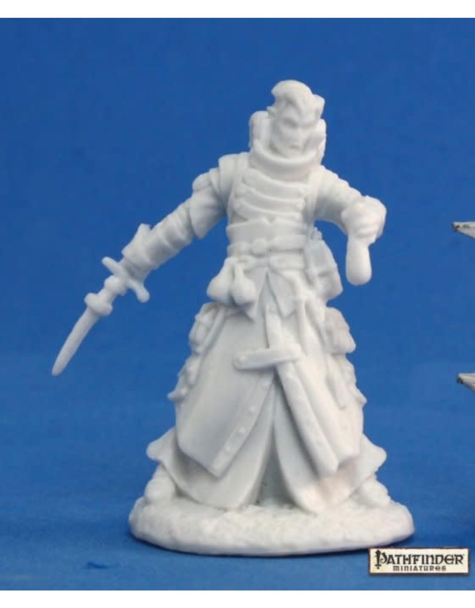 Reaper Miniatures Bones: Damiel, Iconic Alchemist