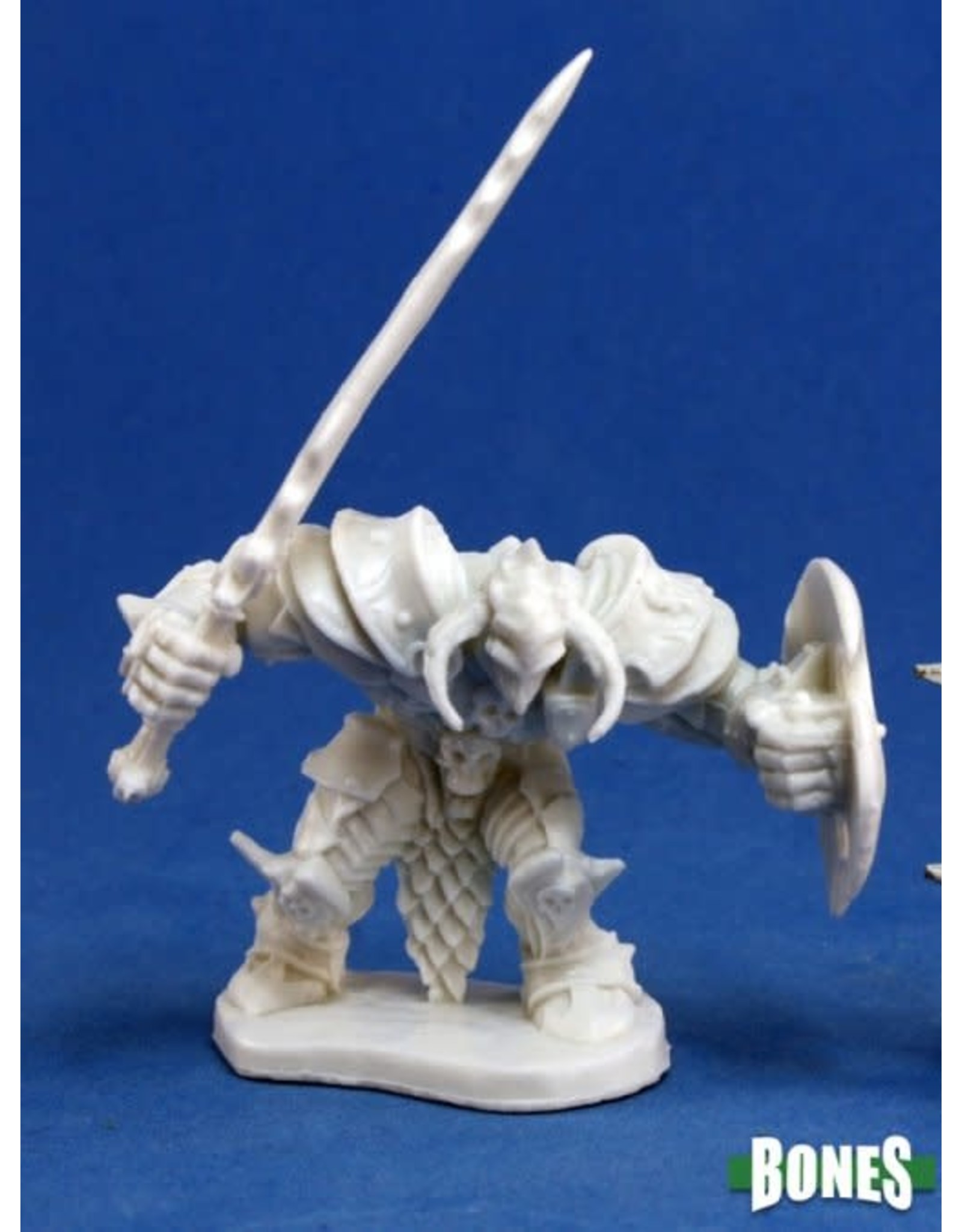 Reaper Miniatures Bones: Ragnaros, Evil Warrior