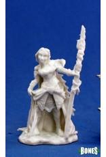 Reaper Miniatures Bones: Devona, Female Wizard