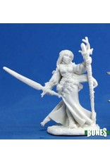Reaper Miniatures Bones: Lysette, Elf Wizard