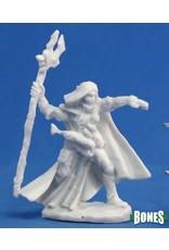 Reaper Miniatures Bones: Elquin, High Elf Adventurer