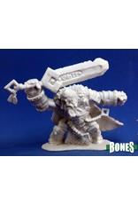 Reaper Miniatures Bones: Skorg Ironskull, Fire Giant
