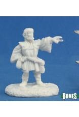 Reaper Miniatures Bones: Balto Burrowell, Gnome Wizard
