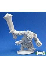 Reaper Miniatures Bones: Fire Giant Warrior