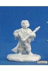 Reaper Miniatures Bones: Lem, Iconic Bard