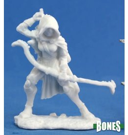 Reaper Miniatures Bones: Callie, Female Rogue