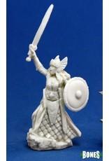 Reaper Miniatures Bones: Aina, Female Valkyrie