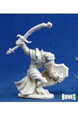 Reaper Miniatures Bones: Dragonman Warrior