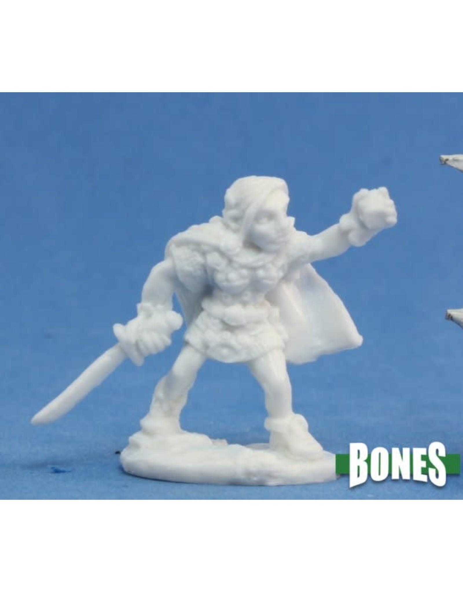 Reaper Miniatures Bones: Ingrid, Female Gnome