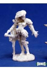 Reaper Miniatures Bones: Terezinya, Bonepander Wizard
