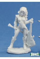 Reaper Miniatures Bones: Astrid, Female Bard