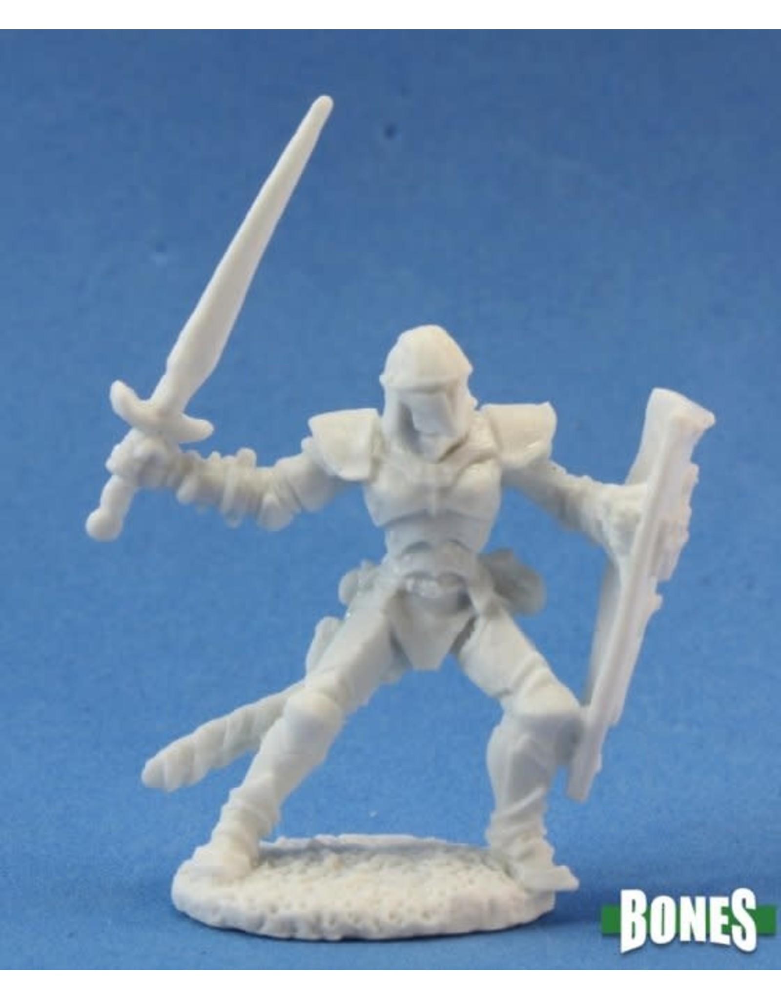 Reaper Miniatures Bones: Human Warrior Barnabas