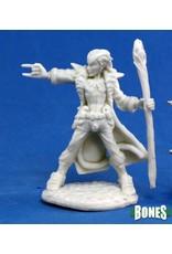 Reaper Miniatures Bones: Damien, Hellborn Wizard